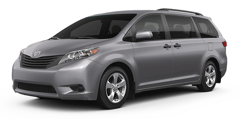 Toyota Canada Incentives for the new 2017 Toyota Sienna Minivan in walkerton, Toronto, and the GTA