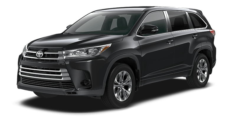 Toyota Canada Incentives for the new 2017 Toyota Highlander SUV and Highlander Hybrid in walkerton, Toronto, and the GTA