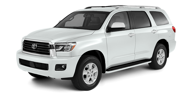 Toyota Canada Incentives for the new 2017 Toyota Sequoia SUV in walkerton, Toronto, and the GTA
