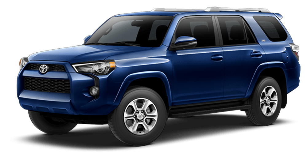 Toyota Canada Incentives for the new 2017 Toyota 4Runner in walkerton, Toronto, and the GTA